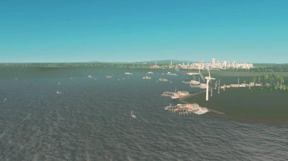 Fischerei - Hafen