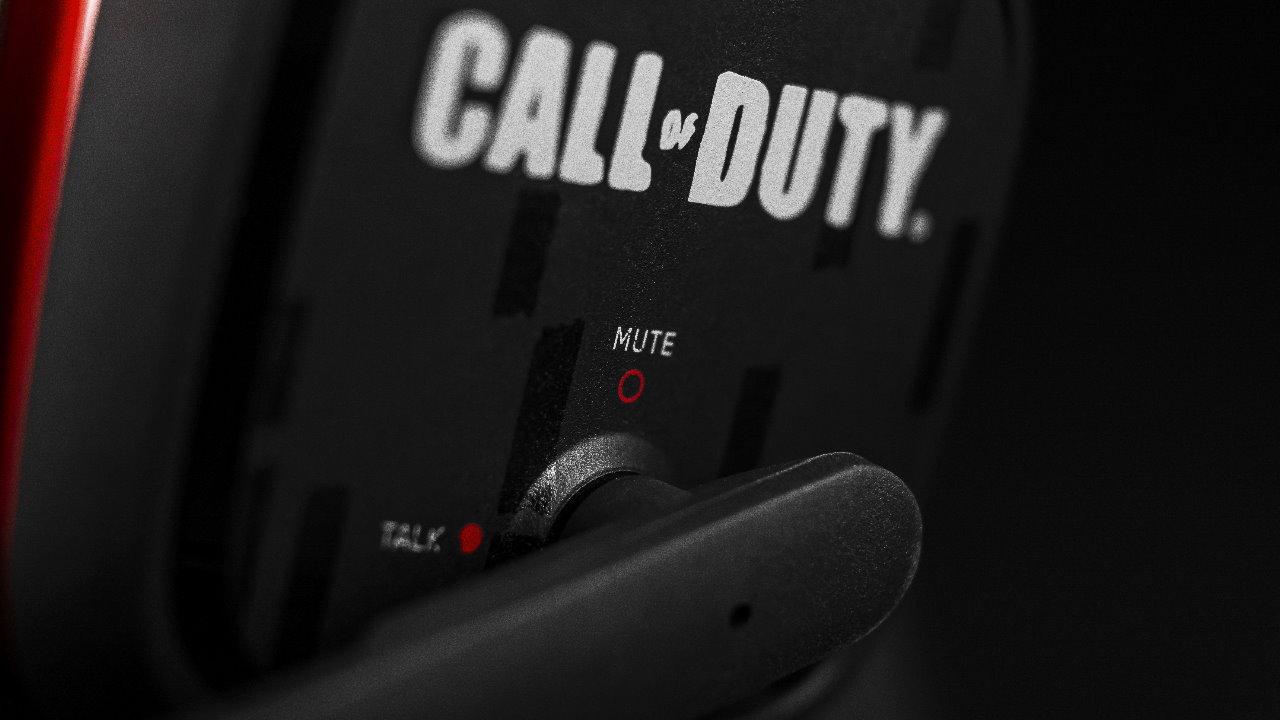 ASTRO Auriculares Call of Duty