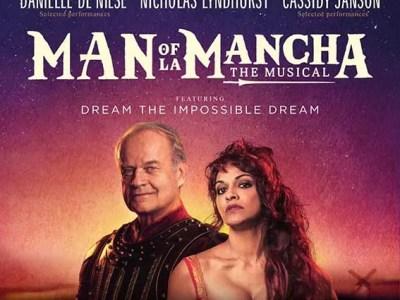 Man Of La Mancha performed by the English National Opera