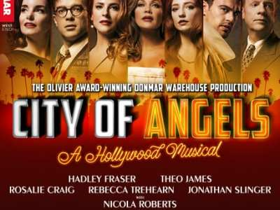 City of Angels #DramatherapistAtTheTheatre