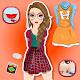 kids makeup games - Cheerleader for PC