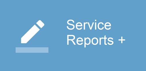 Service Reports+ captures d'écran