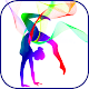 Rhythmic gymnastics, dance and ballet exercises for PC
