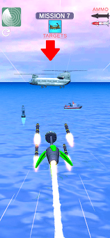 Boom Rockets 3D Capturas de pantalla