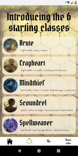 Gloomhaven Summoner Guide : gloomhaven, summoner, guide, Download, Gloomhaven, Tchak, Guide, Android, STEPrimo.com