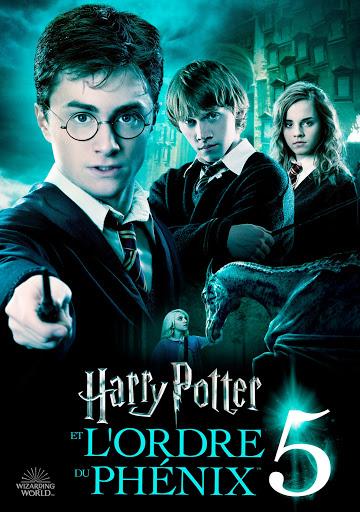 Regarder Harry Potter 5 : regarder, harry, potter, Harry, Potter, L'Ordre, Phénix, (VOST), Movies, Google