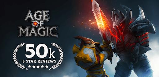 Age of Magic: Jeu de rôle au tour par tour captures d'écran