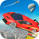Car stunt: city rooftop driver for PC
