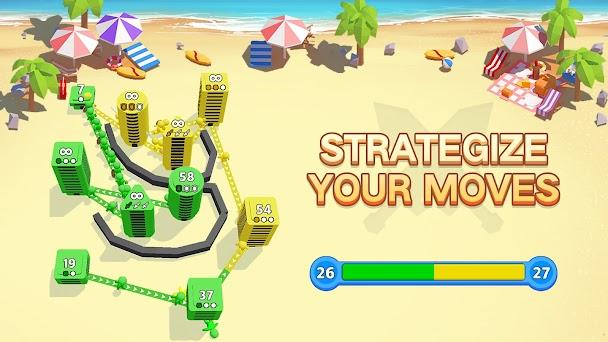 Conquer the City: War Strategy Game Capturas de pantalla