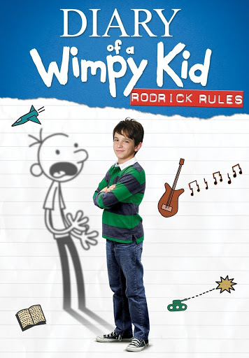 Google Drive Diary Of A Wimpy Kid Rodrick Rules : google, drive, diary, wimpy, rodrick, rules, Diary, Wimpy, Rodrick, Rules, Movies, Google