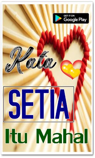 Kata Mutiara Setia : mutiara, setia, Download, Kesetiaan, Cinta, Mahal, Android, STEPrimo.com