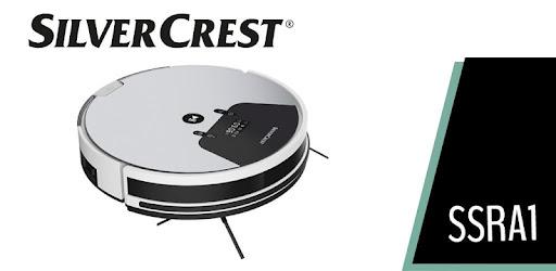 sam lock sad silvercrest robot vacuum