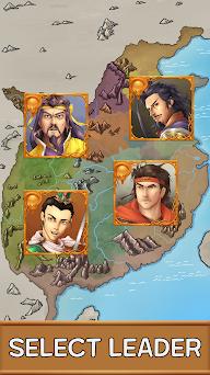 Random War Kingdom Conquest Capturas de pantalla