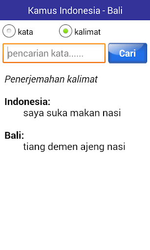 Translate Bahasa Bali : translate, bahasa, Aplikasi, Translate, Kamus, Indonesia, Download, Software