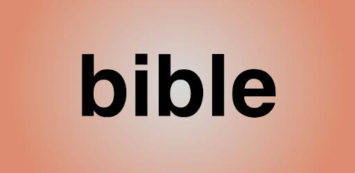 Bible captures d'écran