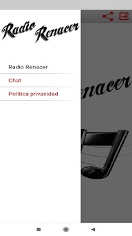 Radio Renacer Capturas de pantalla