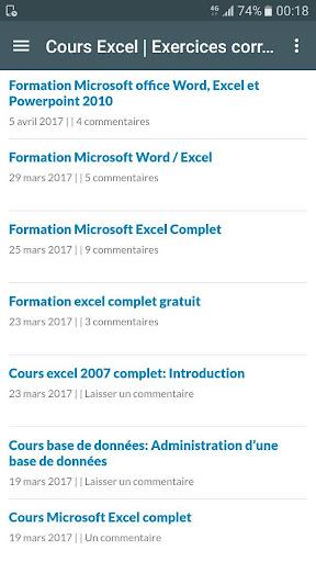 Microsoft Word 2007 Gratuit Complet : microsoft, gratuit, complet, Download, Cours, Bureautique, Android, STEPrimo.com