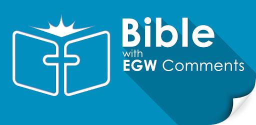 Bible with EGW Comments captures d'écran