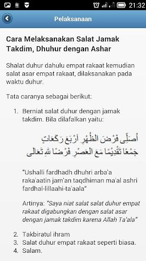 Tata Cara Shalat Jamak Qasar : shalat, jamak, qasar, Download, Panduan, Sholat, Jamak, Qashar, Android, STEPrimo.com