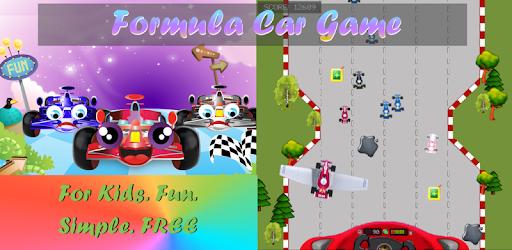 Formula Car Game for Android captures d'écran