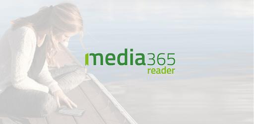 Media365 Book Reader captures d'écran