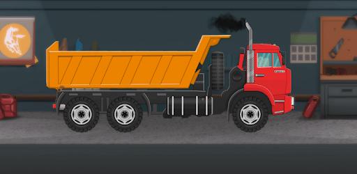 Truck Racing - Hors-piste en montagne captures d'écran