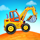 Truck games for kids - build a house, car wash for PC