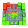 Blocks vs Blocks apk icon