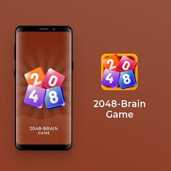 2048 - Brain Game Capturas de pantalla