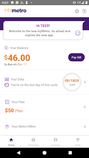 How To Pay Metro Pcs Phone Bill : metro, phone, MyMetro, Google
