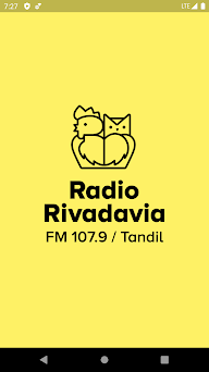 Radio Rivadavia Tandil Capturas de pantalla