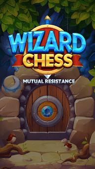 Wizard Chess - PvP Defense Strategy Game Capturas de pantalla