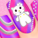 Kitty Nail Salon Girls Games for PC