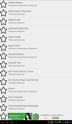 Pahlawan Kemerdekaan Png : pahlawan, kemerdekaan, ✓[2021], Pahlawan, Nasional, Indonesia, Download, Android, [Latest]