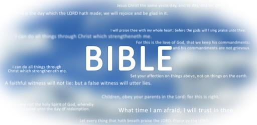 Holy Bible (KJV) captures d'écran