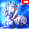 Ultrafighter3D : Zero Legend Fighting Heroes game apk icon