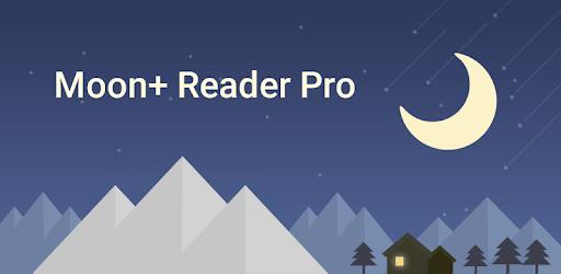 Moon+ Reader Pro captures d'écran