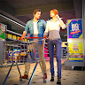 Virtual Mother Shopping Mall Girl Games 2021 Game icon