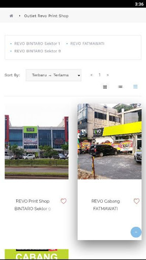 Revo Bintaro Sektor 9 : bintaro, sektor, Print, Download, Android, APKtume.com