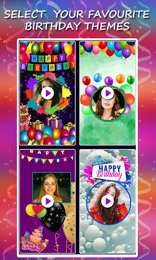 Happy Birthday Short Video Free Download : happy, birthday, short, video, download, Download, Master, Video, Status, Maker-, Short, Android, STEPrimo.com