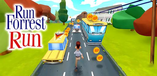 Run Forrest Run - New Games 2021: Running Games! captures d'écran