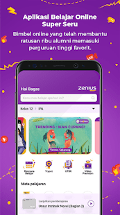 Download Zenius Apk : download, zenius, Zenius, Belajar, Online, UTBK,, Download, Android