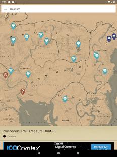 Red Dead Redemption Interactive Map : redemption, interactive, MapGenie:, Google