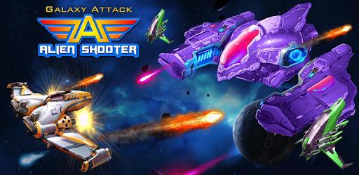 Galaxy Attack: Alien Shooter captures d'écran