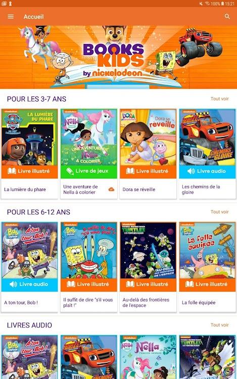 Bookids Nickelodeon : bookids, nickelodeon, BOOKS, (Android, Apps), AppAgg