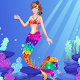 Princess Mermaid Dress Up Girl Game for PC