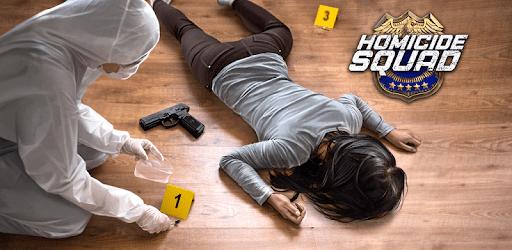 Homicide Squad : Objets Cachés & Jeu d'enquête captures d'écran
