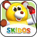 SKIDOS Toy Brush: Coloring games for kids 2-6 Apk
