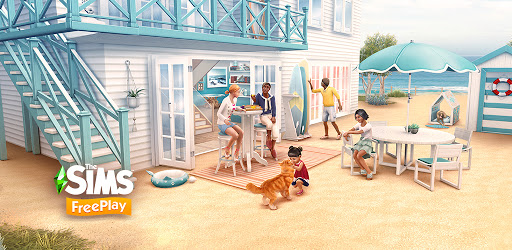 Les Sims™ FreePlay captures d'écran
