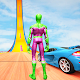 Death Well Supper Hero Car Stunt Games: Mega Ramp for PC